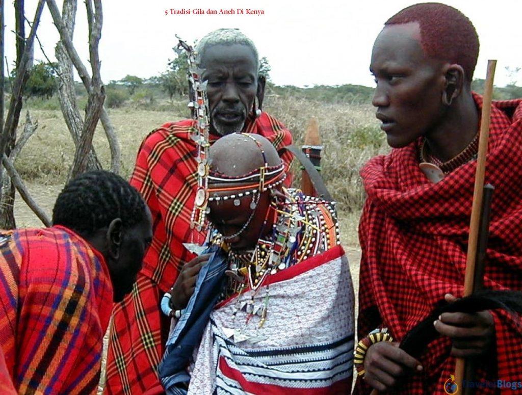 Tradisi Gila dan Aneh Di Kenya