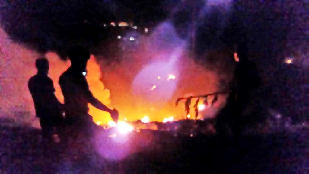 Kebakaran Truk Tangki Bahan Bakar di Kenya, 13 Orang Tewas di tempat